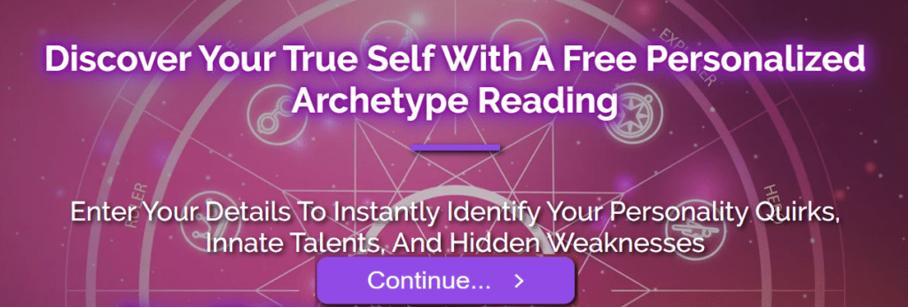 free archetype report